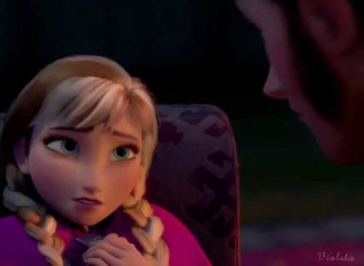 """50 Shades of Frozen"" se viraliza"