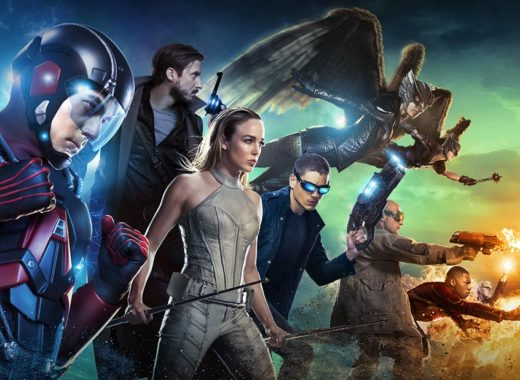 Legends of Tomorrow o la dificultad de ser héroes