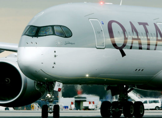 Qatar Airways planea adquirir 10% de LATAM Airlines