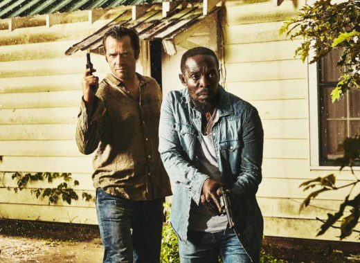 "TRAILER|""Hap and Leonard"" la nueva comedia negra de Sundance Channel"