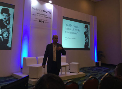 "Luis Maturen: ""El marketing digital es social, no mercantil"""