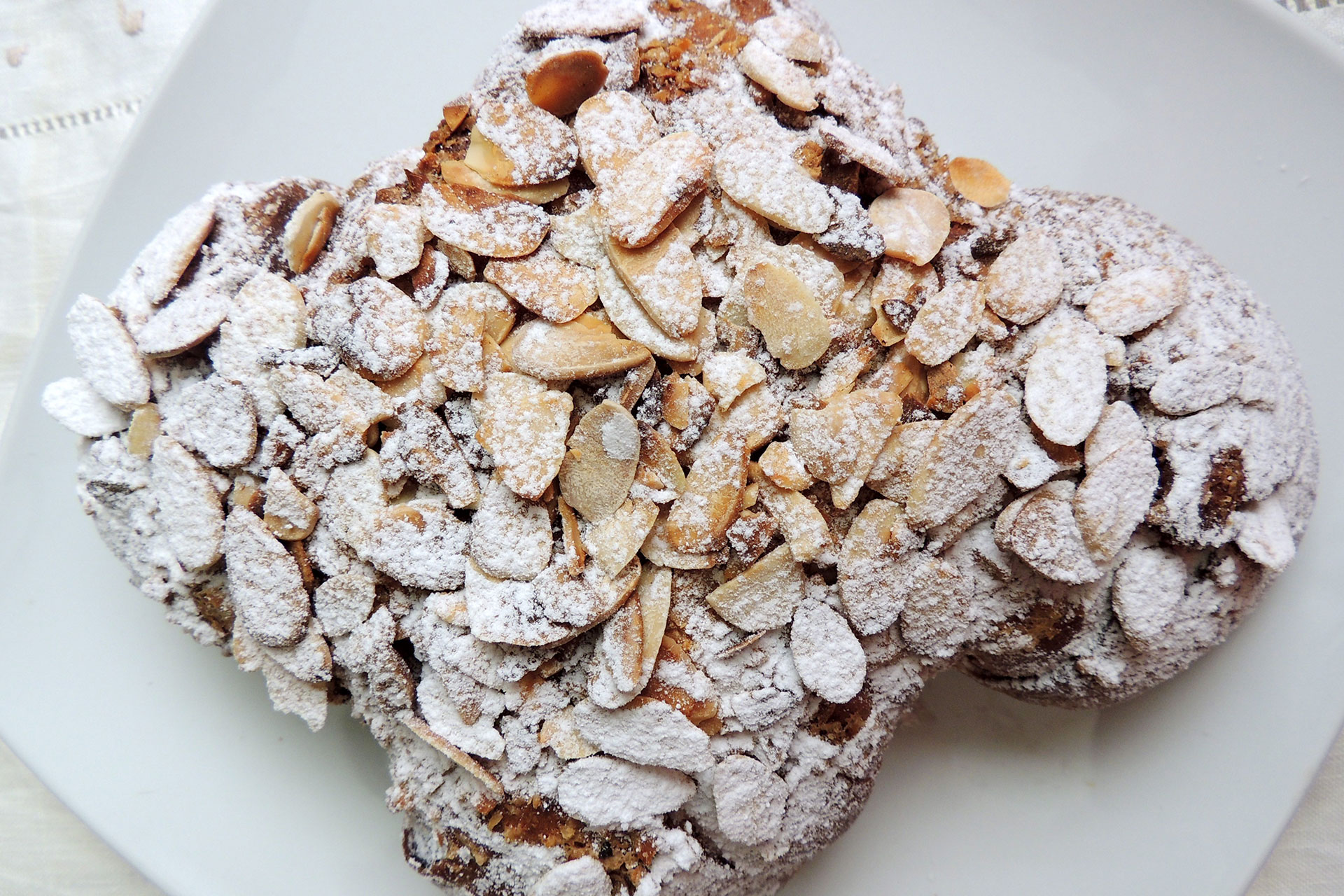 colomba pascuales, pan, four hands cooking