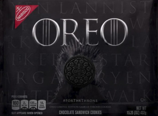 3 delicias con el sello Game Of Thrones