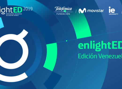 Fundación Telefónica Movistar invita a enlightED 2019