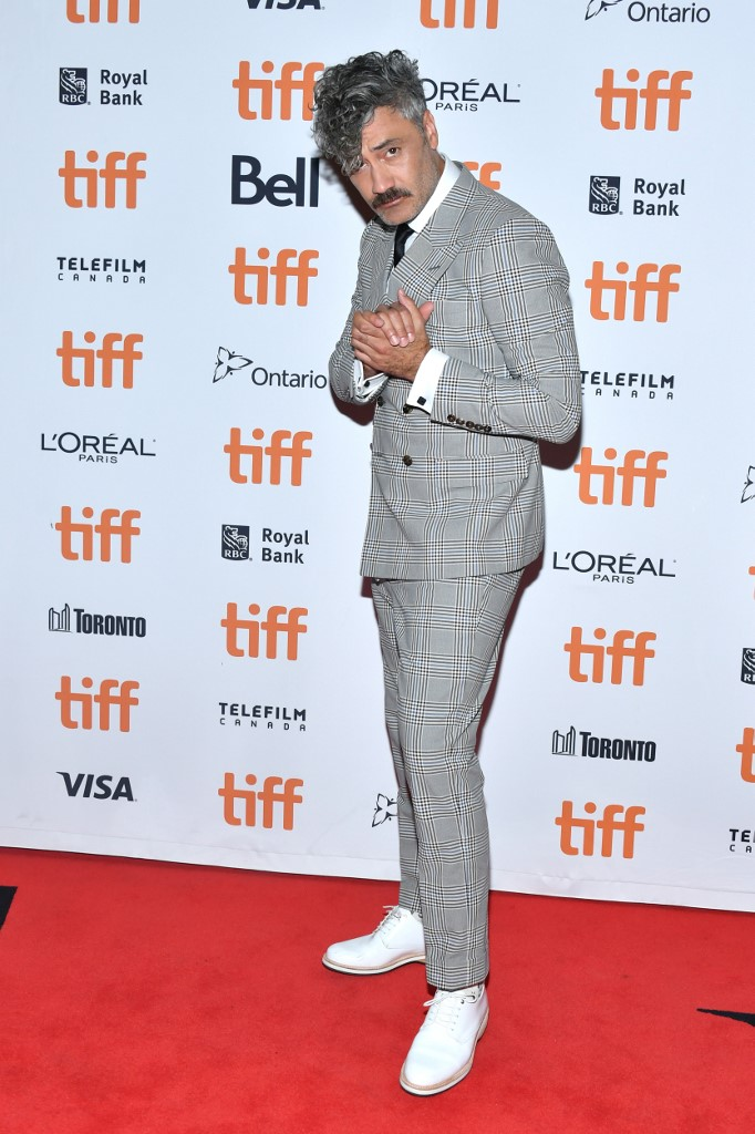 "2019 Toronto International Film Festival - ""Jojo Rabbit"" Premiere - Arrivals"