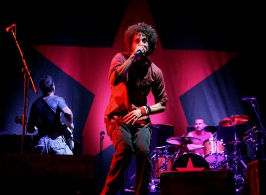 Rage Against the Machine vuelve al Coachella