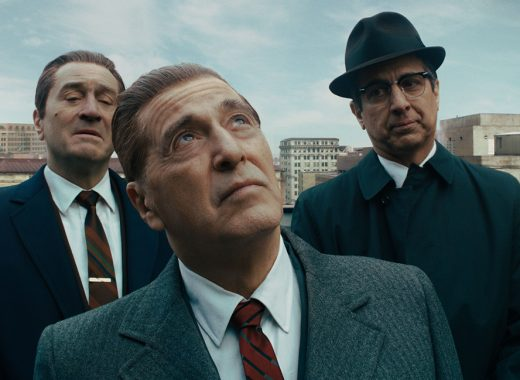 The Irishman, el mundo secreto de Martin Scorsese