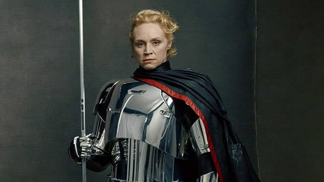 Star wars Capitán Phasma (Gwendoline Christie)