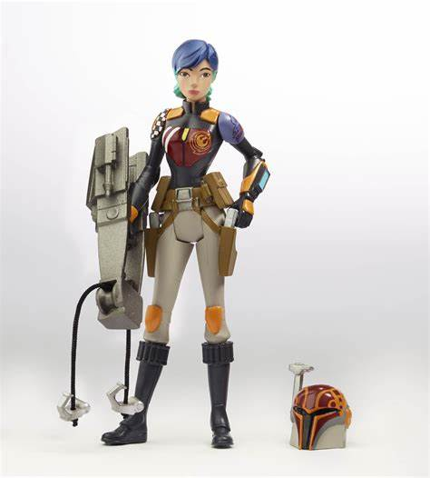 Sabine Wren Star Wars