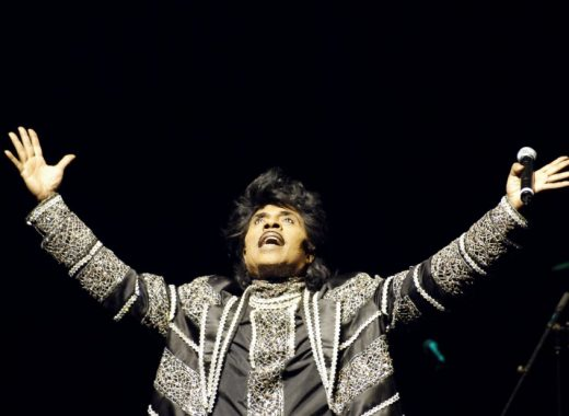 La música despide a Little Richard, extravagante y transgresor