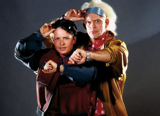 "Elenco de ""Back to the Future"" se reúne en la cuarentena"