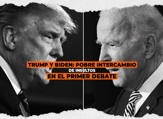 Video | Trump y Biden: un pobre intercambio de insultos en el primer debate