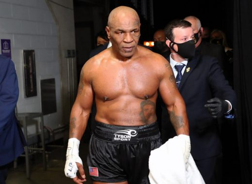 "Mike Tyson: ""Me gusta quien soy ahora"""