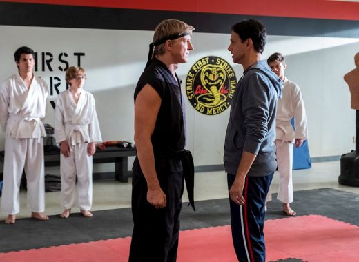 "Cobra Kai regresa con muchos elementos de ""The Karate Kid Part II"""