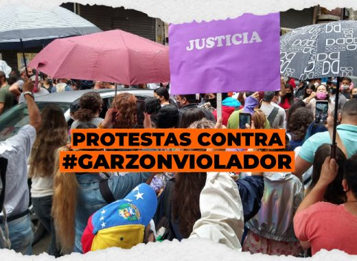 Protestas contra #GarzonViolador [Video]