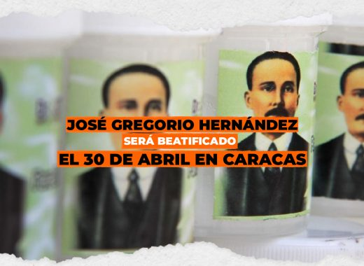 José Gregorio Hernández será beatificado el 30 de abril en Caracas [Video]