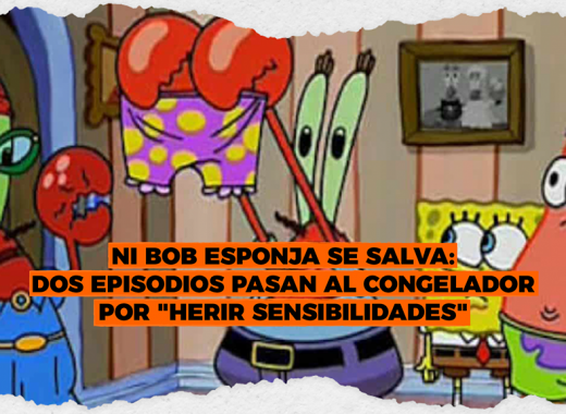 Ni Bob Esponja se salva (Video)
