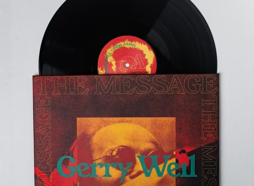 "50 años no son nada: reeditan ""The Message"", de Gerry Weil"